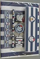 Детский канцелярский набор Snoopy Wood-Stock 7 предметов