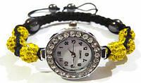 Часы Шамбала : Жёлтые
