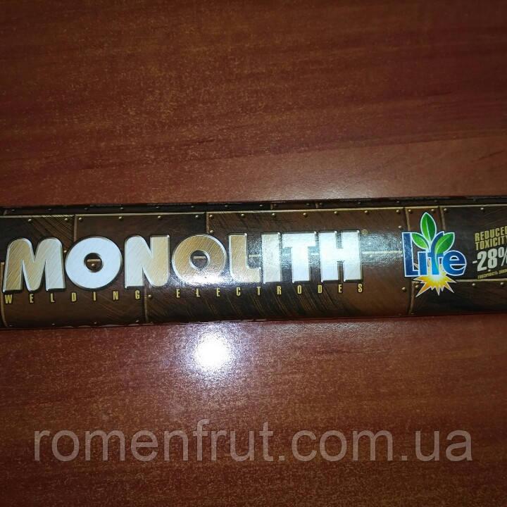 Электроды «МОНОЛИТ»  3 мм (2,5 кг)