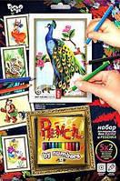 """Набір для творчості """"Pencil by numbers"""" карандаши  , фото 1"""