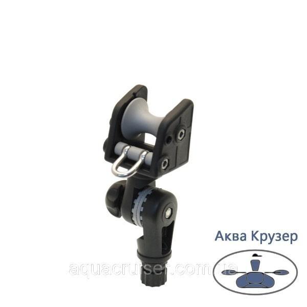 Роликовый узел для якоря с механизмом наклона - Ar003 FASTen Borika, цвет черный