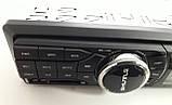 Автомагнітола на USB флешці, зелена підсвітка SUD-350 +Bluetooth v5.0, фото 5