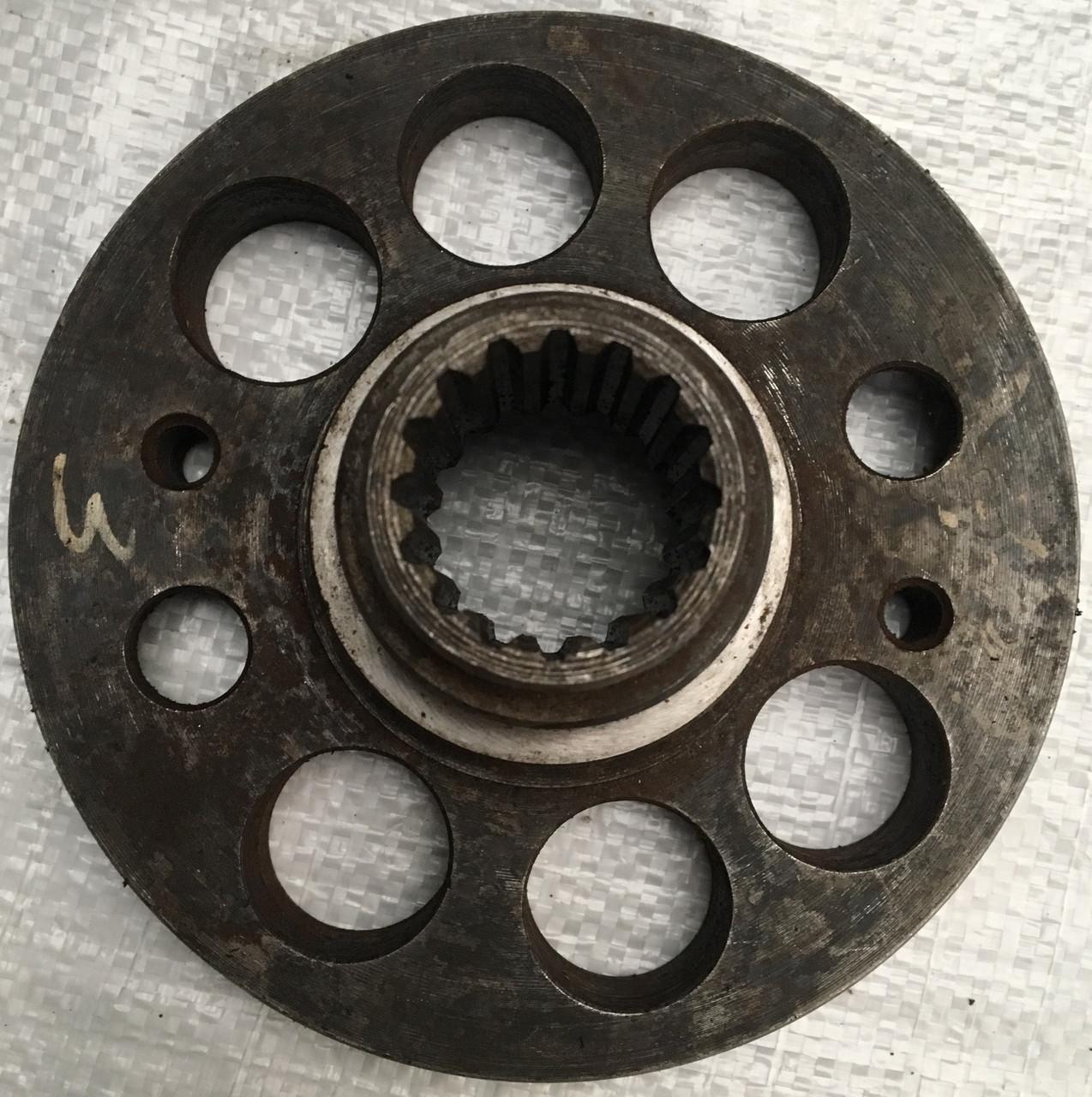Фланец коленчатого вала 236-1005121  диаметром (20/160) тракторов производства завода ХТЗ, Т-150Г,Т-150К,Т-156