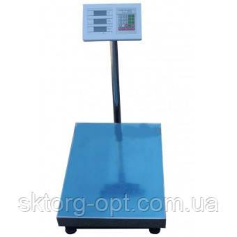Весы торговые 300 кг со счетчиком цены VITEK