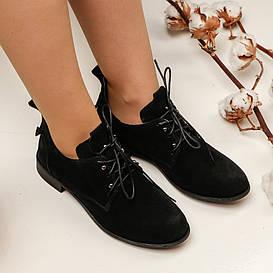 Туфли женские  №174 (замшевые)