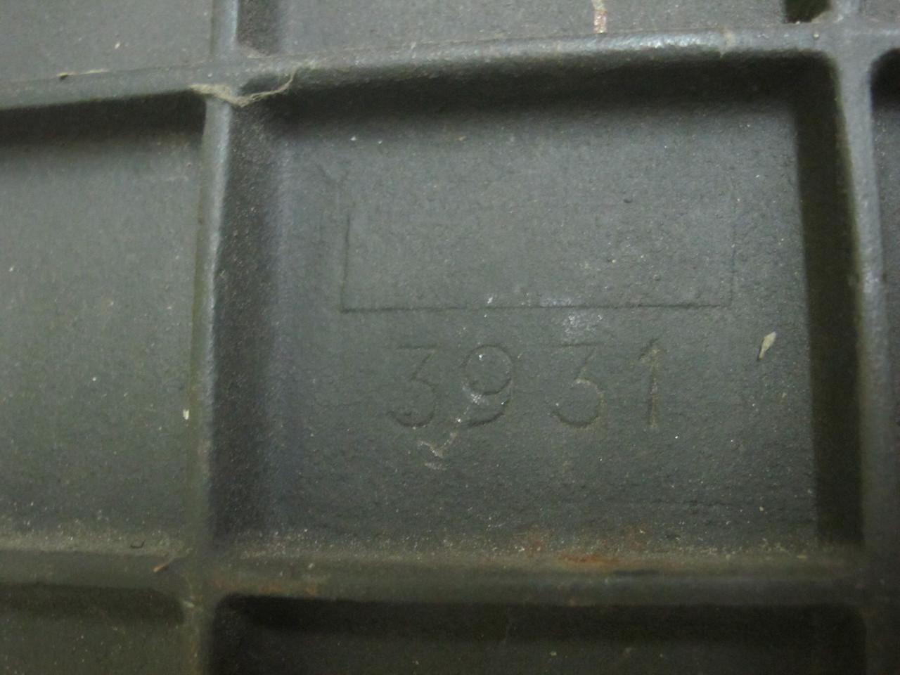 Задня стінка Godin для каміна з чавуну