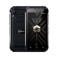 """Защищенный смартфон Geotel G1 black черный IP68 (2SIM) 5"""" 2/16GB 2/8Мп 3G оригинал Гарантия!"""