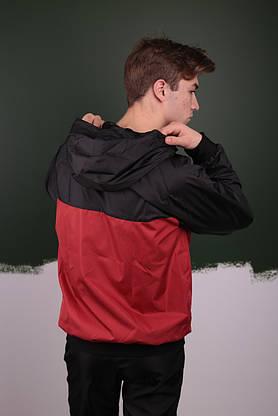 Спортивный костюм Найк / Nike: Ветровка Найк (Nike) + Штаны + Барсетка в подарок, фото 2