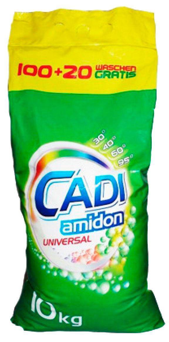 Универсальный порошок для стирки Cadi Amidon Universal, 10 кг, Кади, Zalchem