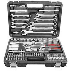 Набор инструментов Grand Tool 890082 (82 предмета)