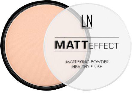 Пудра LN professional Matt Effect, №103 12 г