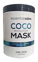 Питательная маска для волос Profis Coco Revolution, 1л, Профис