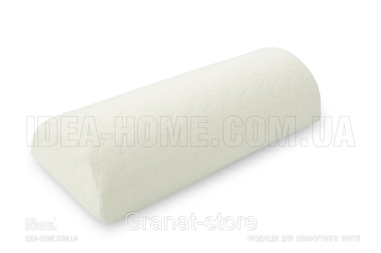 Подушка ортопедична для сну Напіввалик