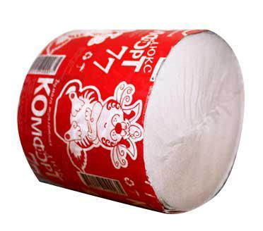 Туалетная бумага Комфорт Люкс 77 XXL