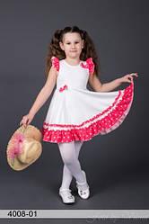 Платья на девочек весна-лето
