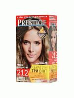 Стойкая крем краска Prestige №212 Темно-пепельный, Престиж