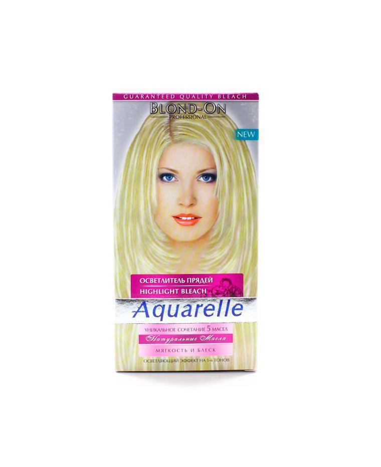 Акварель осветлитель д/волос мелирование, 70 мл, Aquarelle