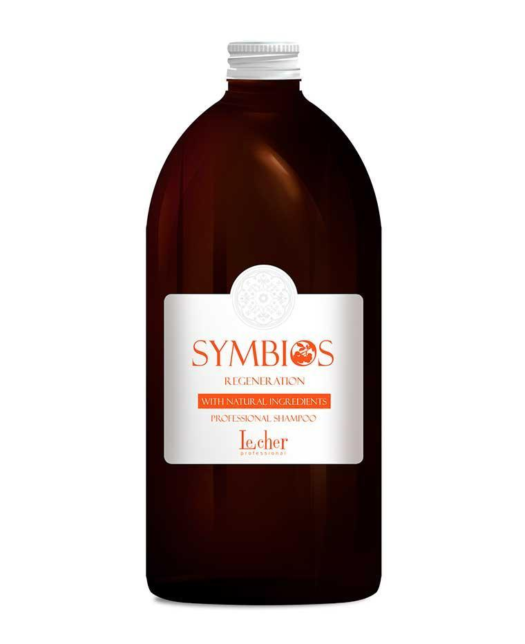 Шампунь для восстановления волос LeCher Symbios Shampoo, 1 л, Лешер