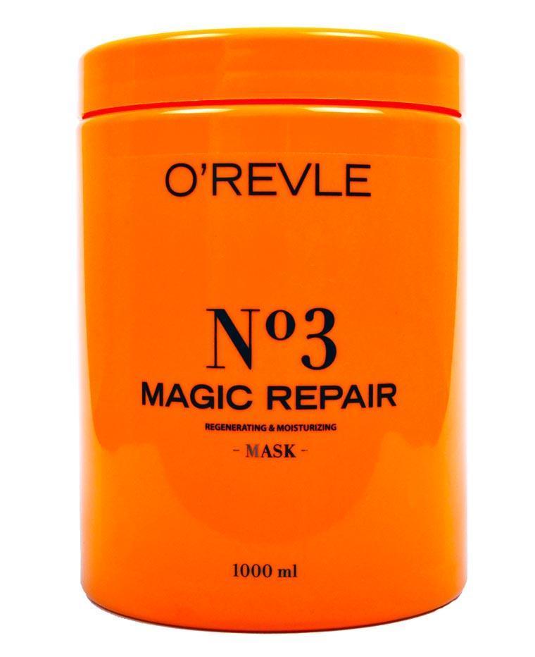 Маска для увлажнения волос O'Revle Mask Magic Repair №3, 1 л