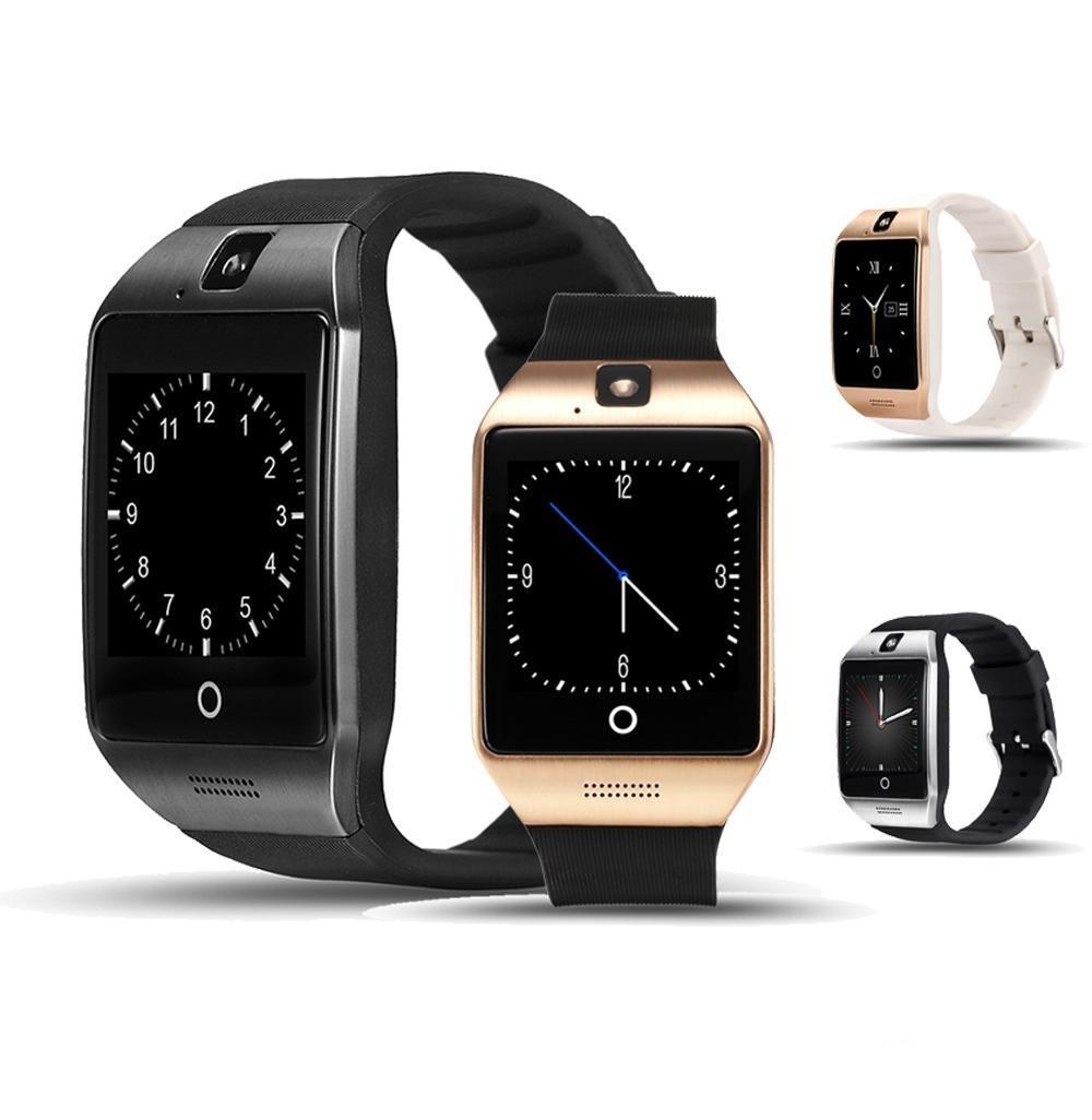 8988de17 Умные часы-телефон Smart Watch Q18 с камерой: заказ, цены в Днепре ...