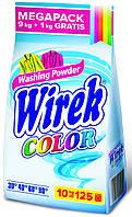Стиральный порошок, 10 кг, Wirek Color Вирек