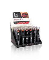 Набор помад для губ (сет А)  LN Professional Dream Kiss 24 шт х 3.5 г, ЛН Профешнл