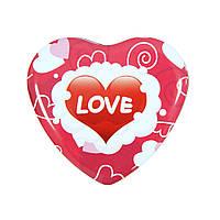 """Набор из трех банок """"Сердце"""" Неземная любовь"""