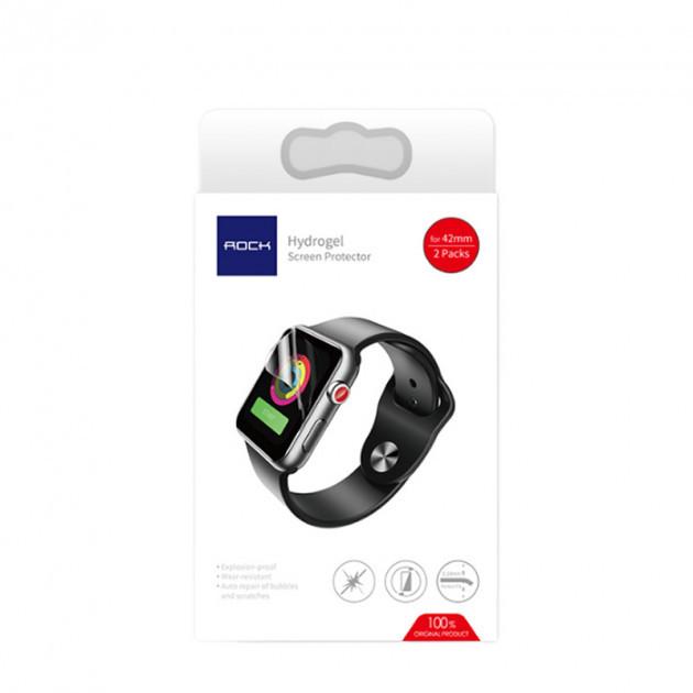 Защитная пленка Rock Hydrogel Apple Watch 42 mm