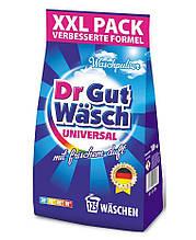 Универсальный стиральный порошок Dr. Gut Wasch Universal, 10 кг Доктор Гут Вош