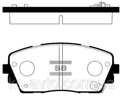 Тормозные колодки HI-Q SP 1405