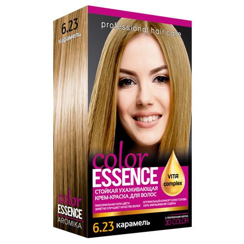 """Крем-краска для волос """"Color Essence"""" Тон: № 6.23 (Карамель)"""