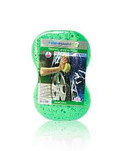 Губка для мытья автомобиля Handy Shape Maxi HighFoam, 1 шт,  Чистим-Блистим