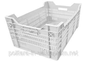 Ящик полиэтиленовый перфорированный 600x400x260