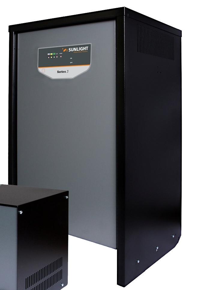 Зарядное устройство 24В-120А, для аккумуляторов 594-859Ач.