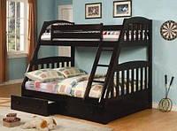 2-х ярусная  деревянная кровать «Симона»