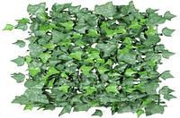 """Декоративное зеленое покрытие """"Плющ"""" 50х50см."""