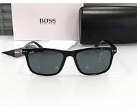 Мужские солнцезащитные очки в стиле Boss (8669) , фото 1