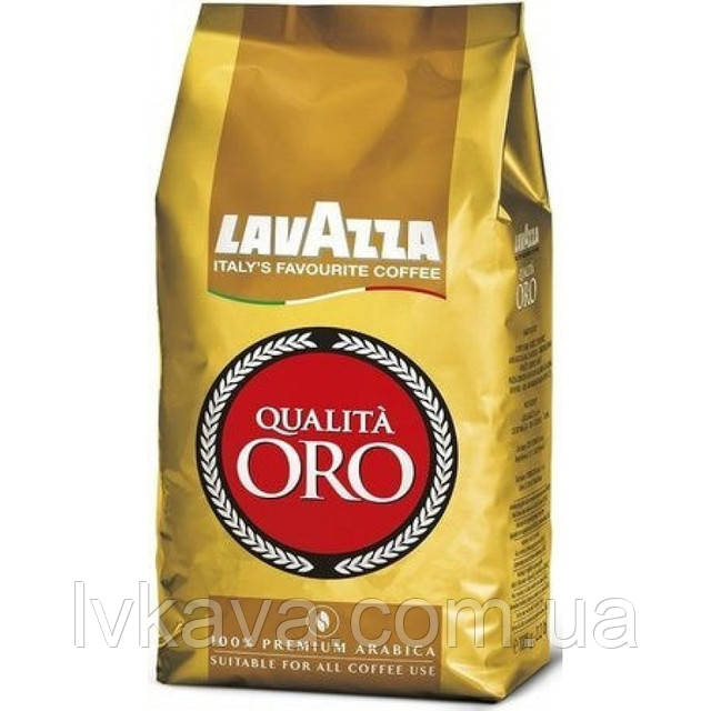 фото кофе в зернах lavazza oro