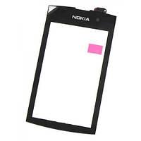 Тачскрин сенсор для Nokia 305 / 306 High Copy