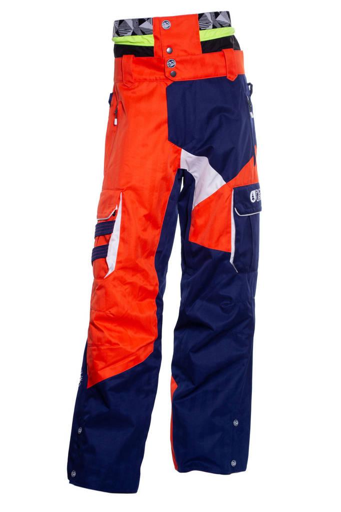 Чоловічі гірськолижні штани Picture Styler Orange M  продажа bd711fa020314