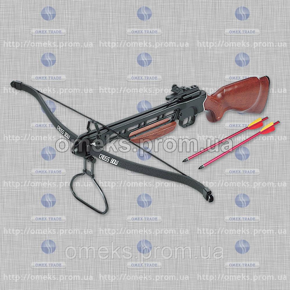 Арбалет винтовочного типа Man Kung 150A1 MHR /00-07 - ООО  «ОМЭКС ТРЕЙД» в Харькове