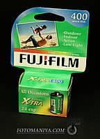 Фотоплівка негативна, кольорова Fujifilm Superia Extra 400  135-24