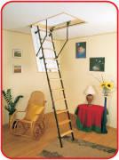 Чердачная лестница «OMAN» модель «Stallux 3»