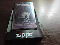 Зажигалка Zippo-Douglas MacArthur General of the ARMY, копия, фото 1