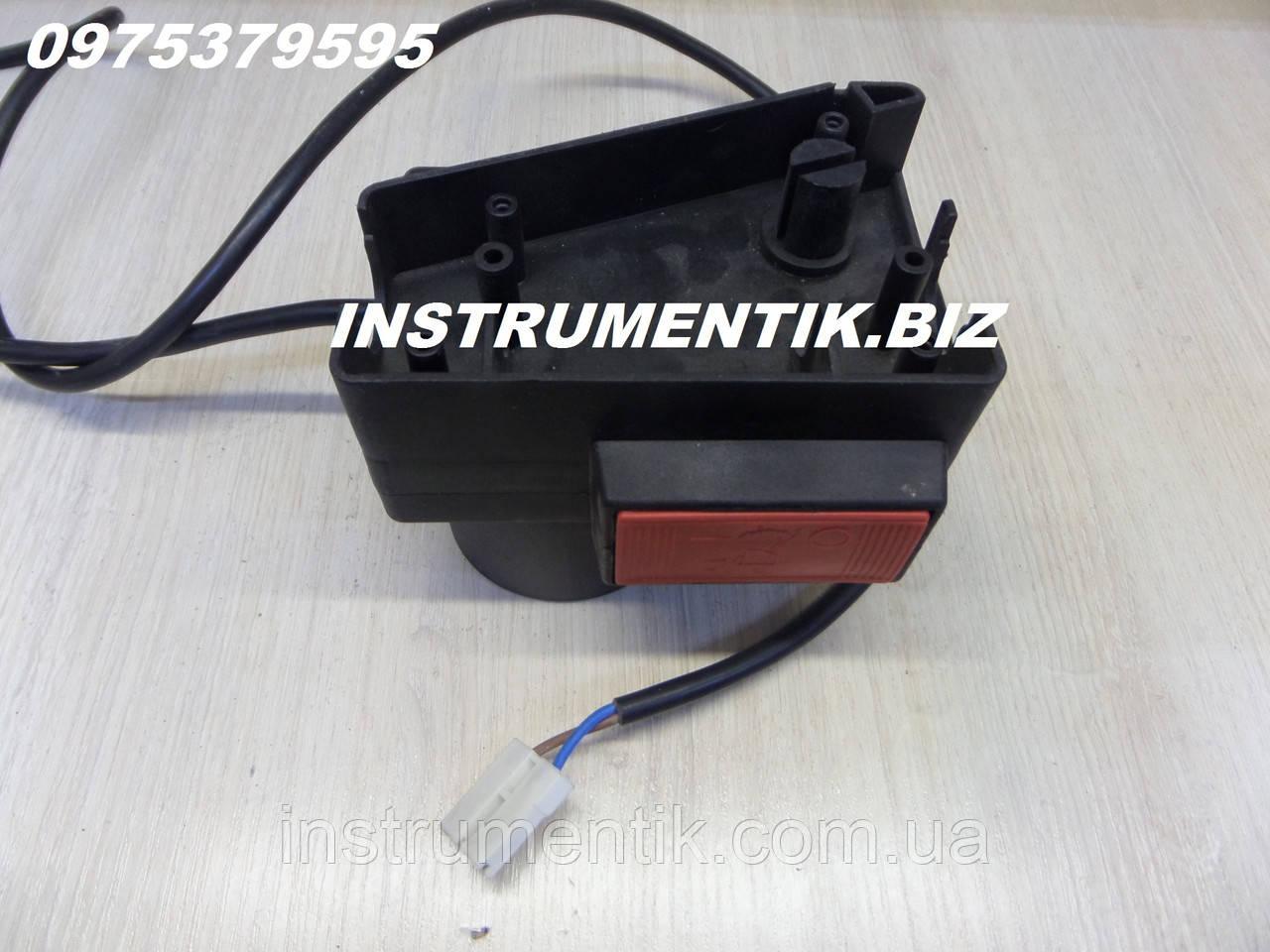 Ручка (стоп-стар) для электрических газонокосилок Agrimotor