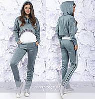 Женский спортивный костюм - тройка  БМ216960 ( норма), фото 1