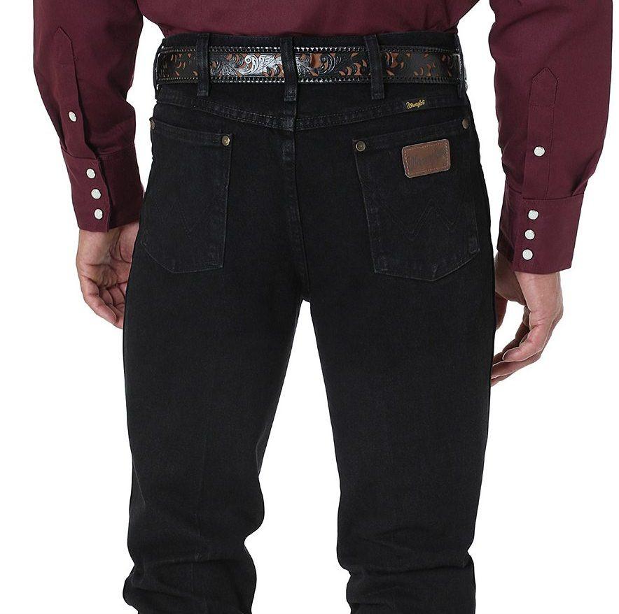 Американские джинсы Wrangler 36MWZBK Slim Fit Black - АМЕРИКАНСКИЕ ДЖИНСЫ в Киеве