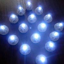 Світлодіод для куль SoFun круглий білий ціна за 1 шт