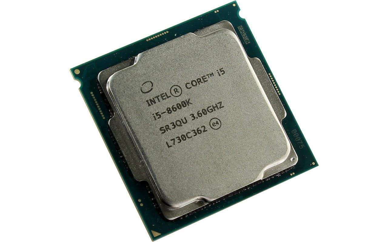 "Процессор Intel Core i5-8600K (BX80684I58600K) Tray Socket 1151v2 ""Over-Stock"" Б/У"