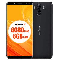 Телефон UleFone Power 3 black 6/64GB
